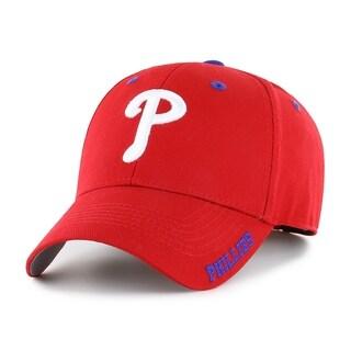 MLB Philadelphia Phillies Frost Adjustable Cap - Multi