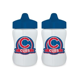 Chicago Cubs MLB 2-Pack Sippy Cup Set - Multi