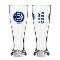 MLB Chicago Cubs 2-Pack Gameday Pilsner Set - Multi