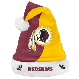 Washington Redskins NFL 17-inch Santa Hat - multi