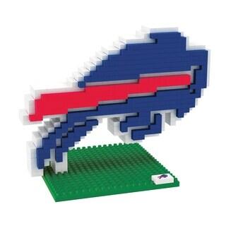 Buffalo Bills NFL 3D BRXLZ Logo Building Block Set - multi