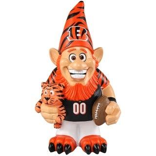 Cincinnati Bengals NFL Caricature Garden Gnome - multi