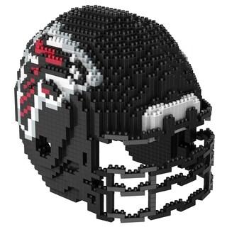 Atlanta Falcons NFL 3D BRXLZ Mini Helmet Building Set - multi