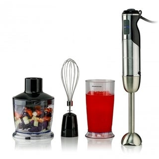 Ovente HS665 Multi-Purpose Immersion Hand Blender Set