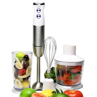 Ovente HS685 Multi-Purpose Immersion Hand Blender Set