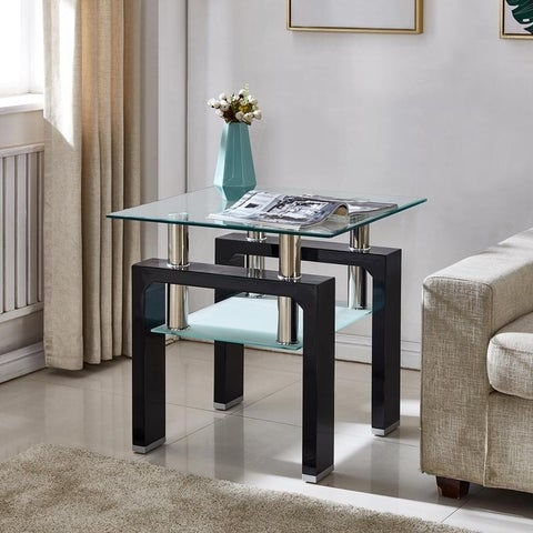 Perla End Table