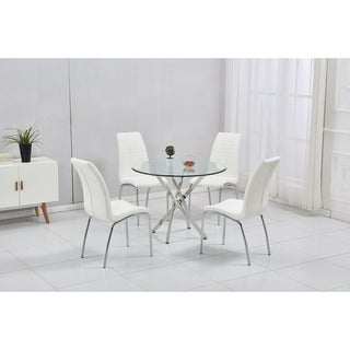 grey white dining room teal monahan dining table buy glass kitchen room tables online at overstockcom our