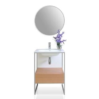 Ancerre Designs Tory Vanity Set with Mirror