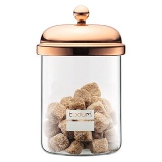 Bodum CLASSIC Storage jar 0.5l, Copper