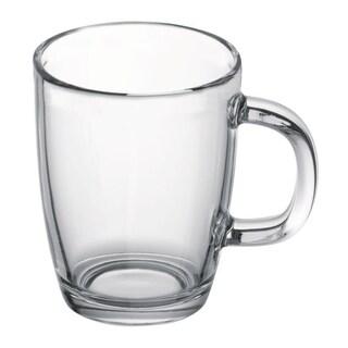 Bodum BISTRO Coffee mug, 0.35 l, 10 oz, Clear