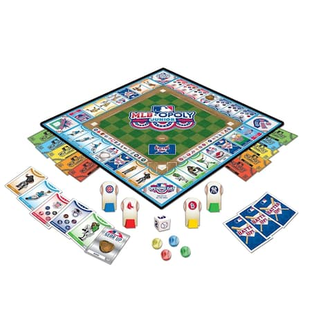 MLB Opoly Junior Game - Multi