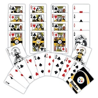 Pittsburgh Steelers Playing Card Set (2-Pack) - multi