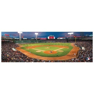 Boston Red Sox 1000-Piece Stadium Panoramic Puzzle - Multi
