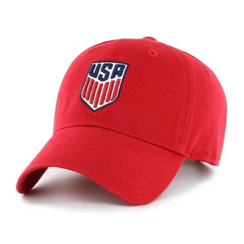 """United States Soccer Clean Up Adjustable Cap - multi-color - 7'9"""" x 10'6"""""""
