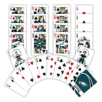 Philadelphia Eagles Playing Card Set (2-Pack) - multi