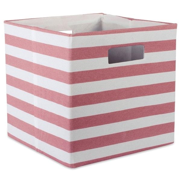 11ed138f82e0 Shop DII Polyester Decorative Storage Cube (11 x 11 x 11 inches ...