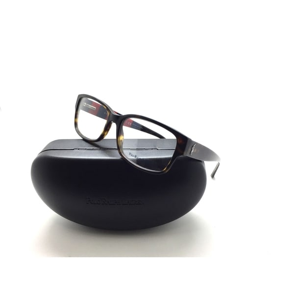 499347b253 discount code for polo ralph lauren 440 w9f ead0c 9c081  ireland polo ralph  lauren ph 2109 5443 56mm havana frame clear demo lens eyeglasses 4123d 09855