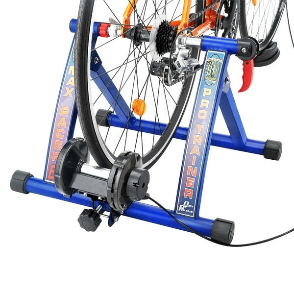 RAD Cycle Products Max Racer 7 Levels of Resistance Portable Bicycle Trainer