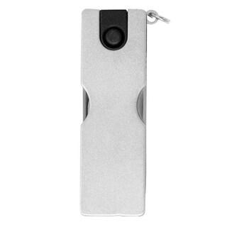 Dakota Stainless Steel & Aluminum Money Clasp Multi-Tool w/ Microlight