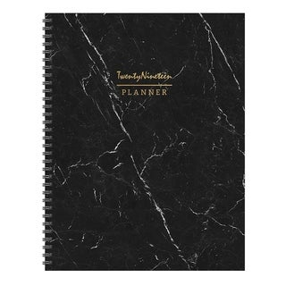 2019 Marble Large Weekly Monthly Planner