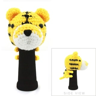 Hand Stitched Yarn Animal Driver/Wood Golf Head Cover Headcover
