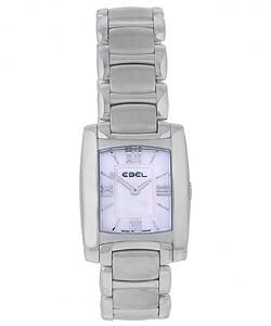 Ebel Brasilia Women's MOP Dial Steel Watch