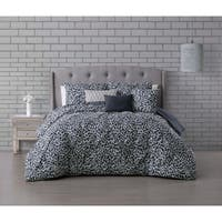 Corinna Pinch Pleat 6-piece Comforter Set