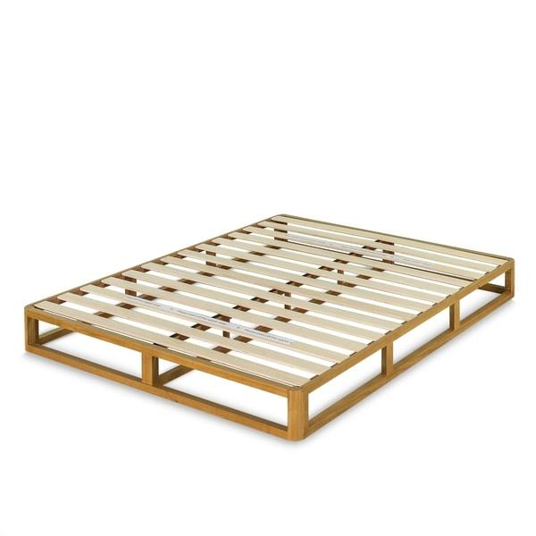 Priage by Zinus Platforma 8 Inch Wood Bed Frame Mattress Foundation