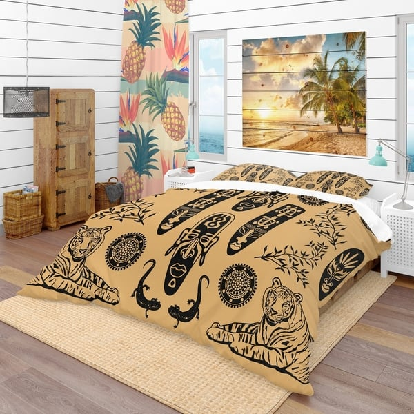 Ethnic Style Duvet Cover Set Bedding Set Sheet Set Twin Full Queen King All Size