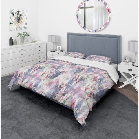 Designart 'Boho Style Magic' Bohemian & Eclectic Bedding Set - Duvet Cover & Shams