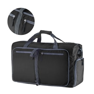 Villacera Traveling Duffel Bag Folds Down Easy Gym Bag