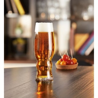 Luminarc 16 Ounce Medford Pilsner Glass, Set of 4 - 16 ounces
