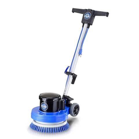 Prolux Core Heavy Duty Commercial Polisher Floor Buffer & Scrubber 5-Year Warranty - Blue