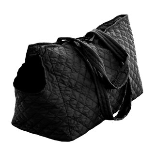 Multipet Pet Voyage Tacoma Quilted Dog Tote - small