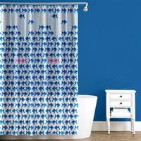 "Splash Home Tryst PEVA Shower Curtain, 72"" x 70"""