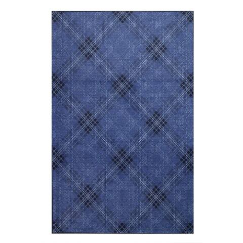 Mohawk Home Russell Plaid Area Rug (8' x 10')