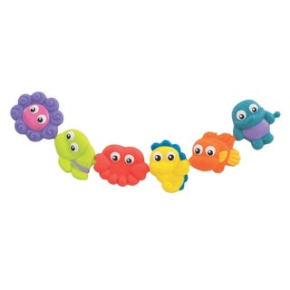 Pop and Squirt Buddies (6pcs)