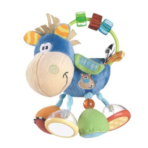 Toy Box Clip Clop Activity Rattle