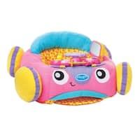 Music & Lights Comfy Car - Pink