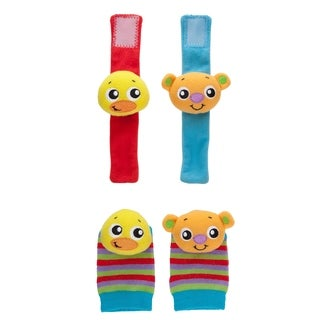 Hands & Feet Discovery Rattles
