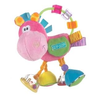 Toy Box Clopette Activity Rattle