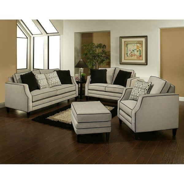 Century 4 Piece Sofa Set By Arely X27 S Furniture