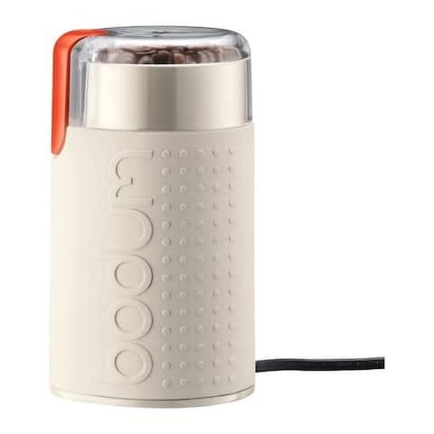 Bodum BISTRO Electric Blade Grinder, White