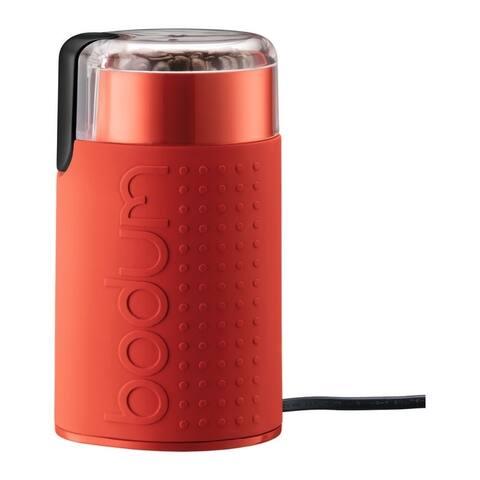 Bodum BISTRO Electric Blade Grinder, Red