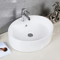 "Safavieh Solea Collection Brook Bathroom Sink - 20.1"" x 16.7"" x 5.9"""