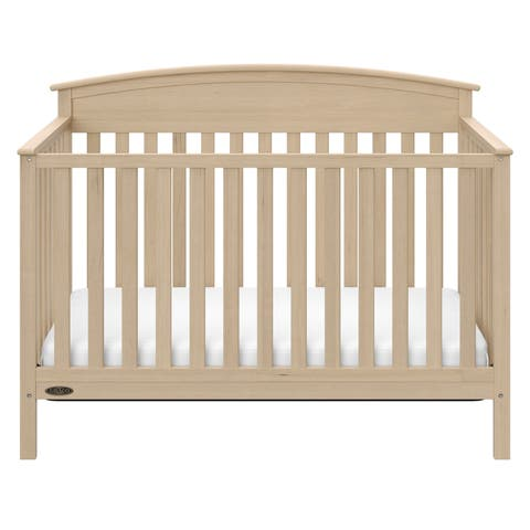 Graco Benton 4-in-1 Convertible Crib  Easily Converts to Toddler Bed, Daybed or Full-Size