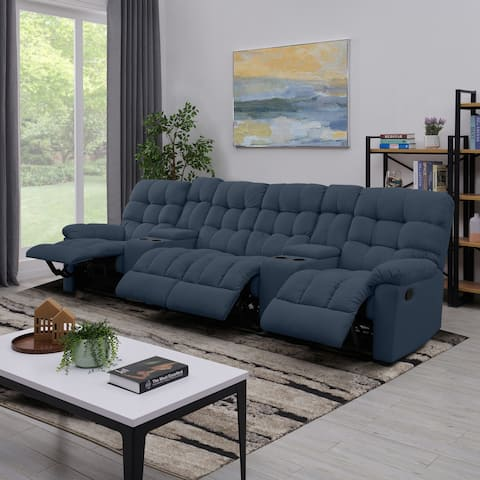 Buy Blue Recliner Sofas Couches Online At Overstock Our Best