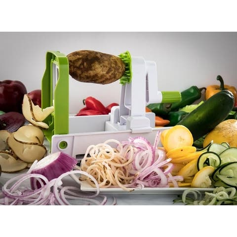 Vegetable Peeler/ Chopper by Lux Decor Collection (Time Saver)