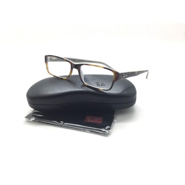 0423abea4c Ray-Ban RB 5169 5238 Eyeglasses Optical Frames Glasses Tortoise on Gray 54  mm