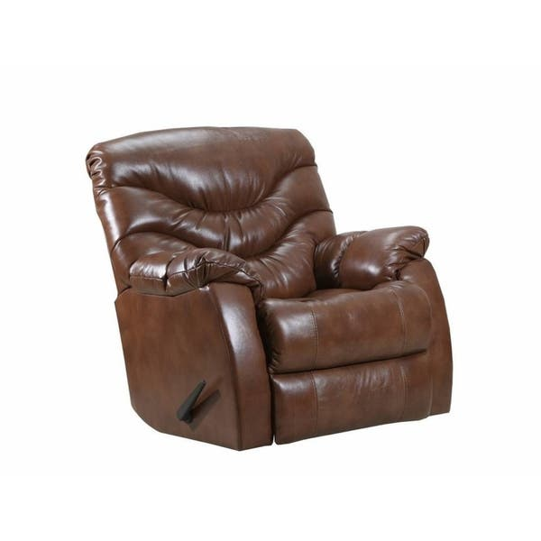 Astounding Shop Baker Swivel Glider Recliner Free Shipping Today Ocoug Best Dining Table And Chair Ideas Images Ocougorg